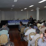 Debate: Representantes de toda a região participam de audiência na sede da Aciap, no Rio