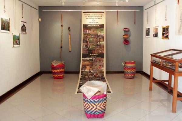 Exposto: Trabalho mostra um pouco mais da história e cultura da tribo, com belas imagens de suas trajetórias (Fotos: Divulgação/Patrícia Silva)
