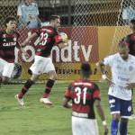 Comanda: Mancuello fez o primeiro gol e abriu caminho para vitória do Flamengo