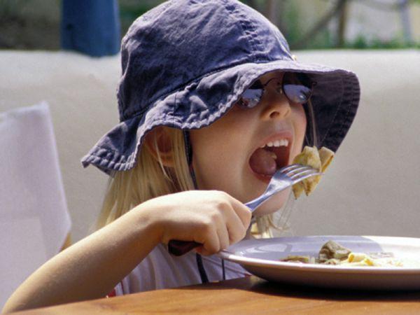 Desde criança: Alimentação é a chave para o controle da obesidade (Foto: Divulgação)