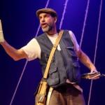 'Plínio': Única apresentação da peça dirigida por Silvia Guindane será neste sábado (Foto: Divulgação)