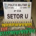 (Foto: Cedida pela Polícia Militar)