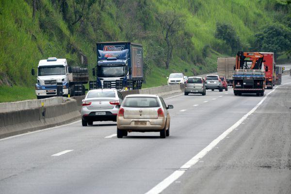 Feriadão: Segundo a Polícia Rodoviária Federal, houve uma redução de 75% nos acidentes em comparação com o mesmo período do ano passado (Foto: Arquivo)