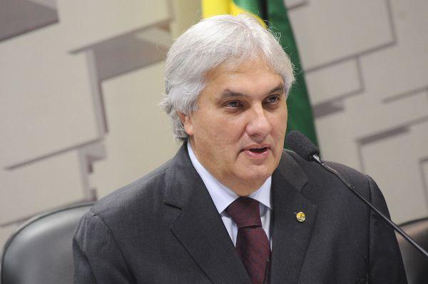 Fora: Delcídio do Amaral já não desfruta do foro privilegiado (Foto: ABr)