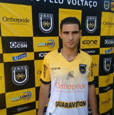 Reforço: Jorge Luiz tem experiência e futebol para ajudar o Voltaço