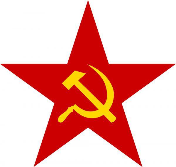 Símbolo: Comunismo e democracia nunca combinaram
