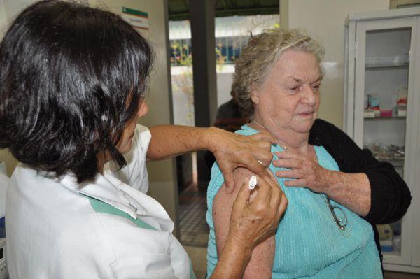 Imunização: Sete mil doses foram disponibilizadas para Resende; pessoas a partir de 60 anos de idade estão entre os que devem se vacinar (Foto: Divulgação PMR/Jorge Trindade)