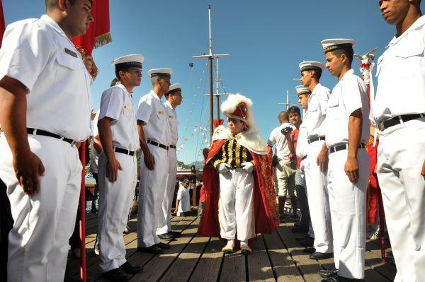 Festa do Divino: Evento é um dos mais tradicionais de Angra dos Reis (Fotos: Divulgação)