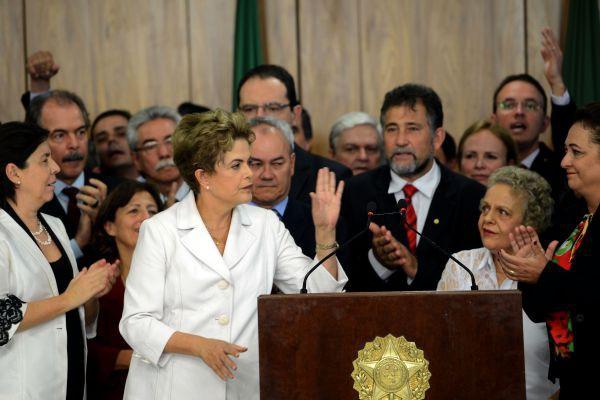 Ocaso: Estilo pitt-bull foi a ruína da presidente (Foto: Lula Marques - Agência PT)