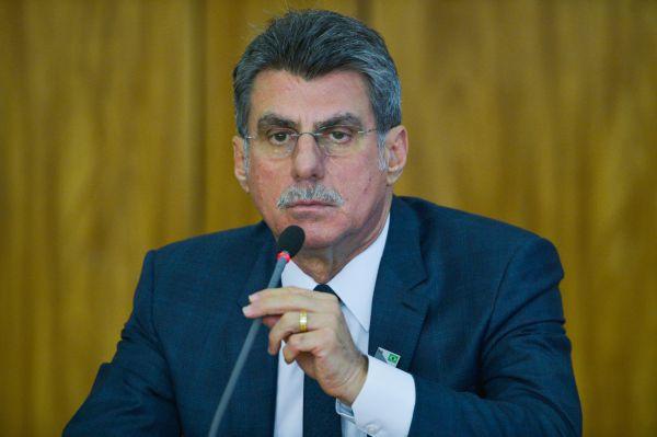Jucá é uma das figuras mais próximas do presidente Temer