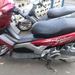 Sem permissão para dirigir: Motos foram apreendidas e recolhidas pelos agentes para o Depósito Público Municipal (Foto: Divulgação GMVR)