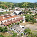 Nos tempos de chumbo: BIB ficava onde hoje é o Parque da Cidade e abriga diversos órgãos da prefeitura (Foto: Paulo Dimas/Arquivo)