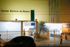 Igreja Batista do Retiro abre as portas para moradores de rua