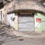 Local do crime: Leonardo foi morto a tiros quando estava no Bar das Andorinhas, no Retiro, em Volta Redonda (Foto: Franciele Bueno)