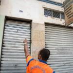 Fiscalização: Ação teve início no Centro, passando pelas avenidas Joaquim Leite e Domingos Mariano, e será expandida para toda a cidade (Foto: Divulgação PMBM/Sergio Fortuna)