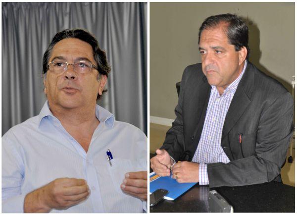 Nelson e Loureiro fazem dobradinha para eleições municipais