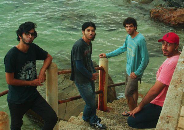 Gravação do DVD: Show gratuito da banda Barionix tem apoio da Cultuar (Foto: Divulgação)