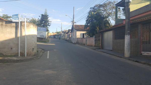 Serviço: Obra inclui as ruas São Jorge e Benedito Francisco e Travessa São Jorge e está prevista para ser concluída em 120 dias (Foto: Divulgação PMP)