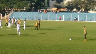 Voltaço fez bom jogo e goleou Goianésia