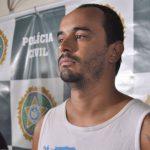 Condenado: Deivison Emmanuel Paz, o 'Psico', de 29 anos, foi julgado por assassinato e tentativas de homicídio (Foto: Arquivo)