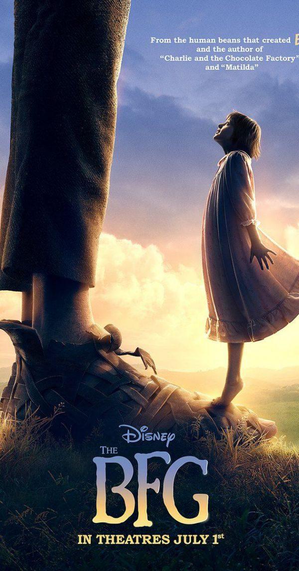 'O Bom Gigante Amigo': Filme marca o retorno do aclamado cineasta Steven Spielberg aos filmes infantis