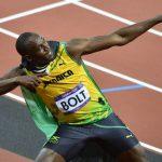 Raio Usain Bolt é uma das atrações dos jogos