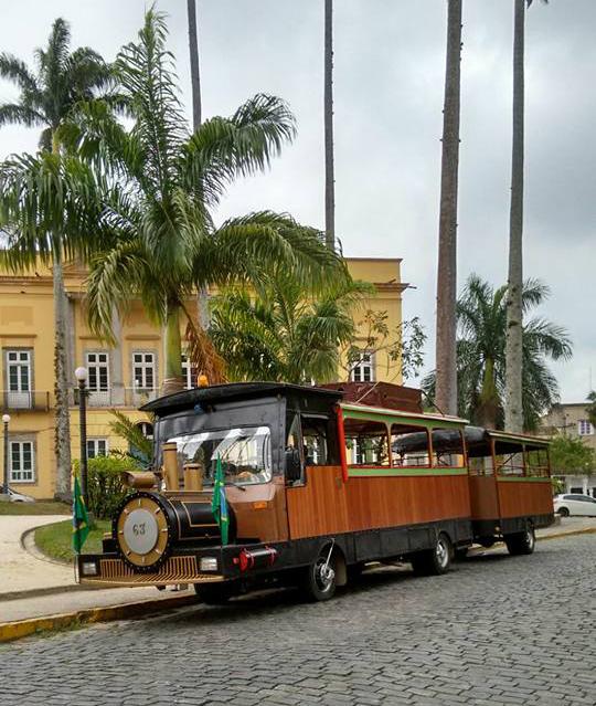 Trem do Barão: Inauguração do trem como atrativo turístico é bastante representativa para diversas gerações (Foto: Divulgação)