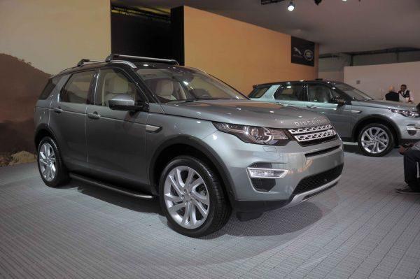 Alto luxo: Carros produzidos pela Jaguar Land Rover garantem rentabilidade à montadora inglesa (Foto: Arquivo)