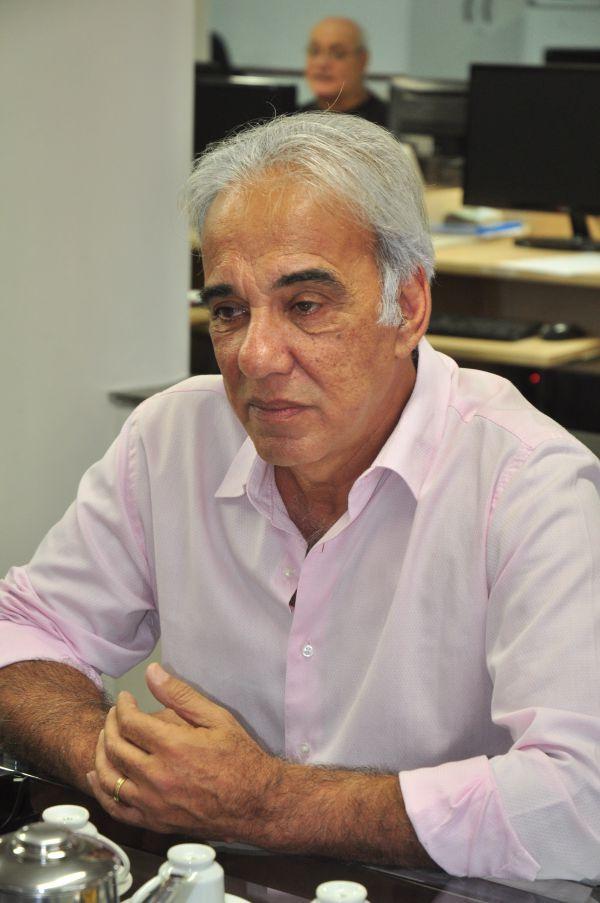 Baltazar vai se encontrar com sindicalistas na semana que vem (Foto: Paulo Dimas)