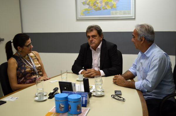 Em busca de empregos: Baltazar busca opções para aquecer mercado de trabalho em Volta Redonda