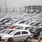 Em Queda: Entre janeiro e junho deste ano foram licenciados 983,5 mil unidades (Arquivo/Marcelo Camargo/Agência Brasil)
