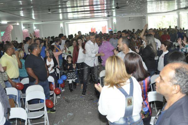 Convenção foi realizada na manhã deste sábado (Foto: Divulgação)