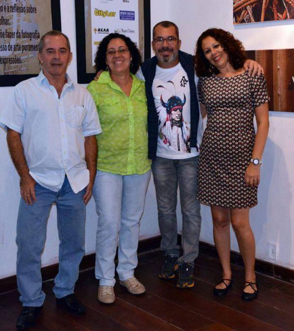 Arte: Exposição é dos amigos Alda Honorato, Heron Dário, Kátia Bittencourt e Renê Larangeira