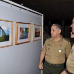 Variedade: Cerca de 40 obras fazem parte da mostra (Foto: Divulgação)