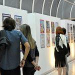 Cerca de 200 trabalhos selecionados, incluindo os premiados, ficam no Espaço das Artes Zélia Arbex até o dia 14 de agosto