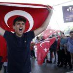 População foi às ruas e impediu golpe militar