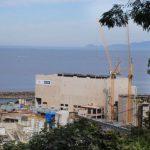 Nas obras: Diretores são acusados de crimes na contratação de empresas para a construção de Angra 3 (Foto: Arquivo/Paulo Dimas)
