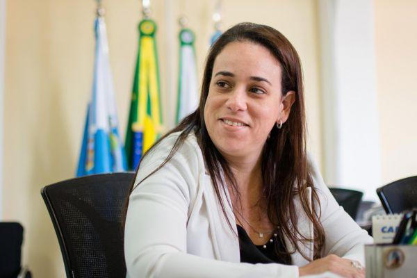 Bianca Mangelli é a nova secretária de Educação de Barra Mansa (foto: Gabriel Borges)