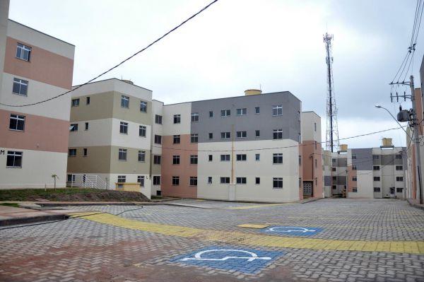 Conjunto Residencial Ingá II fica no bairro Santa Cruz, em Volta Redonda (Foto: Cedida pela Prefeitura de Volta Redonda)