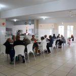 Lar dos Velhinhos: Espaço conta atualmente com 90 idosos e 54 funcionários; uma despesa mensal de R$ 185 mil (Foto: Arquivo)