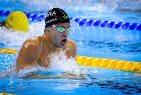 Thiago Pereira confirma desejo de nadar em Tóquio  2020