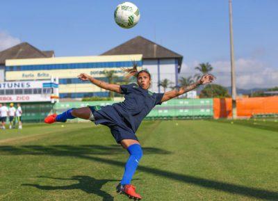 Marta será mais uma vez o principal nome do time brasileiro
