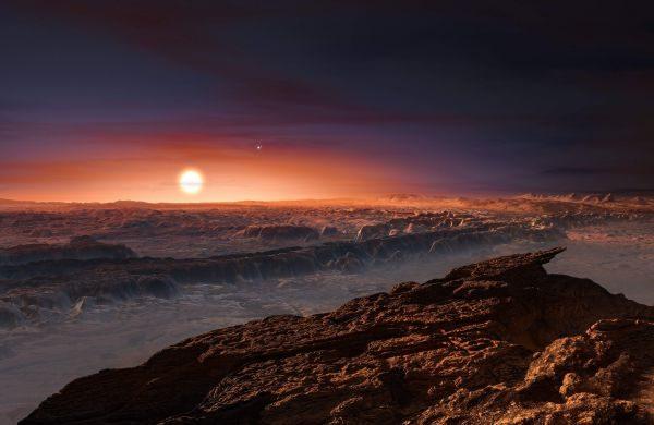 Mundo velho: Próxima b pode ser mais antigo que a Terra