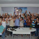 Grupo de Ednardo participa de lançamento da campanha