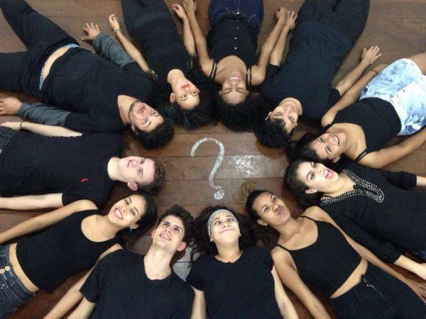 Setembro: Atores do espetáculo 'O que se leva da vida' estão ansiosos para estreia (Foto: Luciano Araújo)