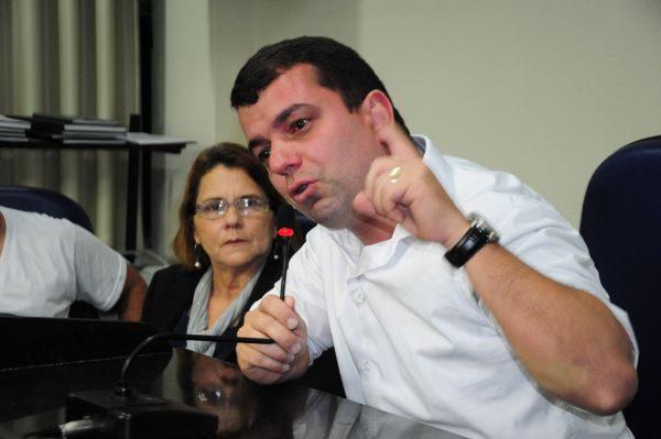 Furlani: 'O que ganha eleição é a força do povo, o voto na urna' (Foto: Paulo Dimas)
