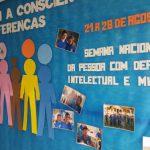 Exposições fizeram parte da semana em Pinheiral (Foto: Divulgação PMP)