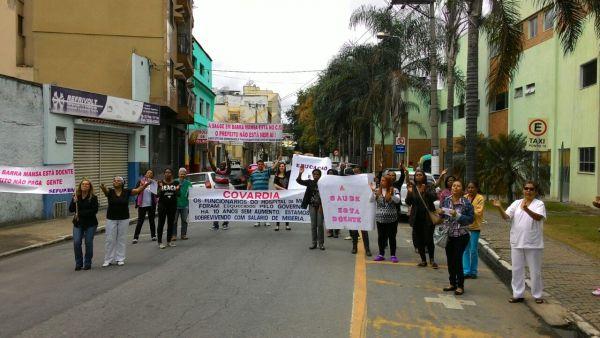 saude bm protesto