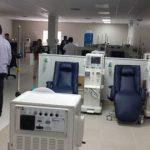Clínica de Hemodiálise está com a parte estrutural e de equipamentos em ordem