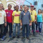 Aristides: 'Estamos fazendo uma campanha baseada no campo de propostas, sem ataques, pois quem ataca, demonstra desespero'(foto: divulgação)